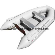 Inflatable Sport Boat PVC Watercraft Vib Floor
