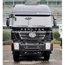SAIC-IVECO HONGYAN jieshi, 390hp 8x4 Dump truck