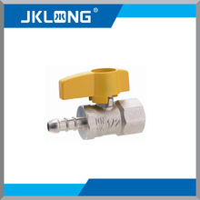 Screw Brass Gas Ball Valve