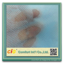 Rollo de material de alta calidad por mayor de tejidos de pp