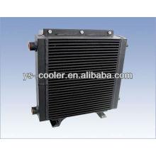 Placa de aluminio y intercambiador de calor para bulldozer