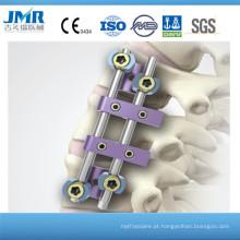 Sistema de Fixação Toracolombar Posterior (SCS), Coluna, Implante Ortopédico, Implante Ortopédico
