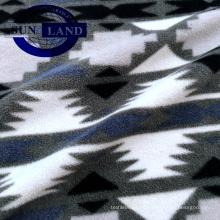 Impresión de 100 tejidos de franela de poliéster para textiles para el hogar