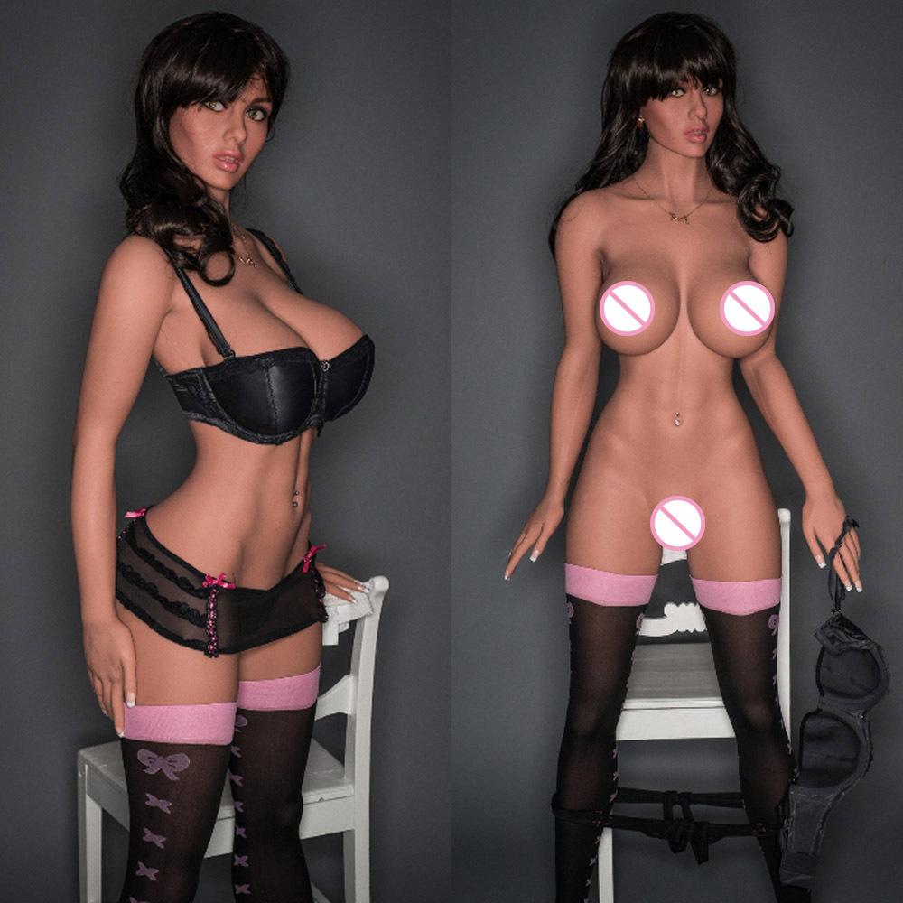 3D light tan Adult Sex Doll