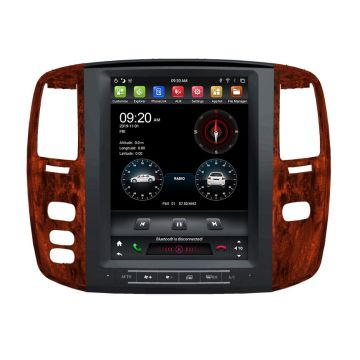 android car px6 voor Lexus LX470 2004