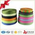 Customized Fashion solid color polyester webbing ribbon