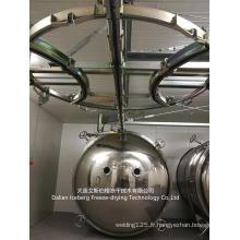 2X168㎡ VFD Equipment double porte