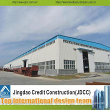 Light Weight Steel Frame Joint Structure House/ Warehouse