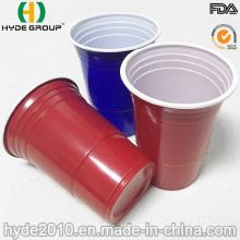 Atacado 16 oz American Party Vermelho Solo Cup para Beer Pong