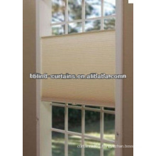 cordless lift system light block honeycomb blind