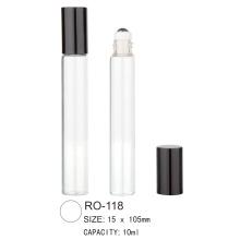 Plastic Round Roll-on Bottle RO-118