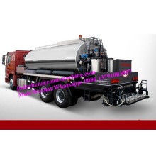 LMT5251GLQ Distributeur d'asphalte intelligent 12000L