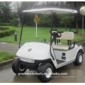 Golf cart front suspension system