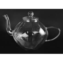 New Arrival High Grade Double Wall Glass Tea Pot