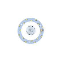 Placa de reforma 8W para luz de techo circular
