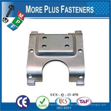 Made in Taiwan Custom Made Stamping Parts
