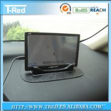 productos innovadores para el sostenedor del teléfono magnético del coche de la PU de la importación