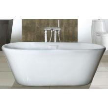 Tamaños redondos de la bañera de la forma redonda Bañera independiente de acrílico de remojo