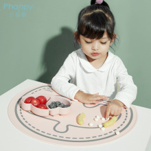 Baking Mat For Kids Dining Table Waterproof Placemats
