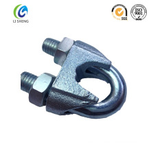 Galvanized U.S.type wire rope clip