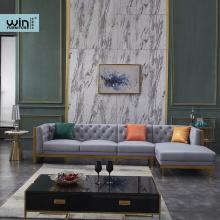 Moderne Wohnzimmermöbel Licht Luxus Sofa
