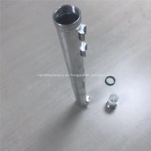 Tubo de almacenamiento de líquido de extrusión en frío de aluminio