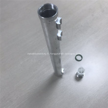 Tube de stockage de liquide d'extrusion à froid en aluminium