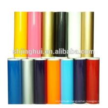 Wholesale Colorful Garment 1M Roll PET Heat Transfer Vinyl