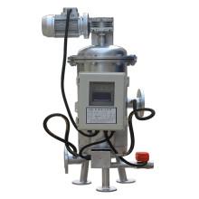 Filtración automática por succión con cepillo con motor eléctrico de 0.55kw (YLXS)