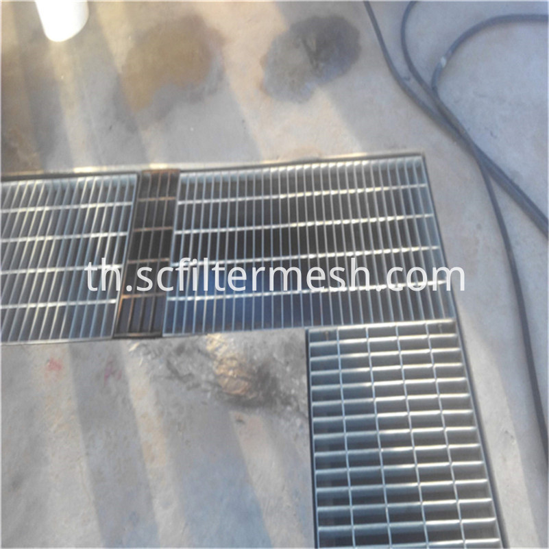 trench cover grating