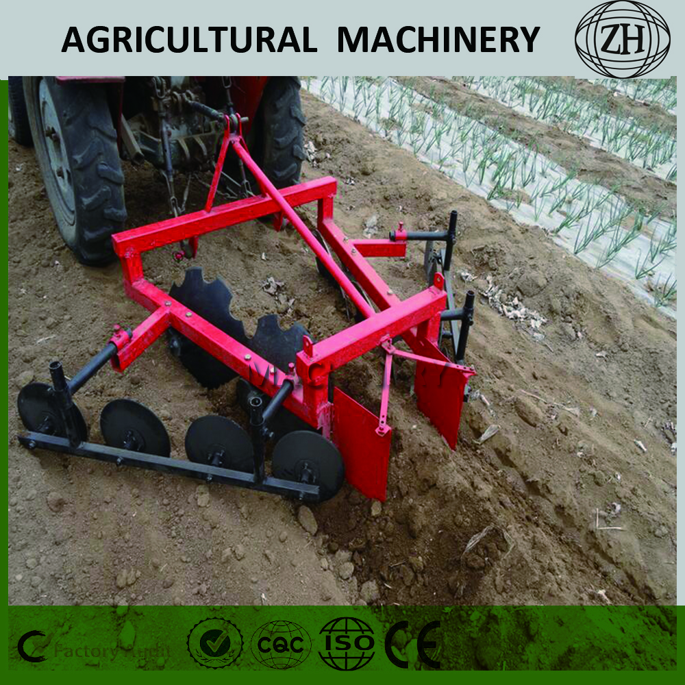 Disc Plow Match Brand New Tractor