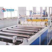 PVC Corrugated tile machine line