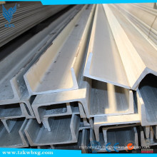 Fournisseurs de canaux en acier inoxydable Aisi 304 en Chine   Soudage en acier inoxydable en acier
