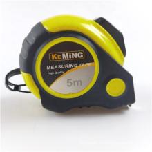 Heavy duty Auto lock rubber steel measuring tape