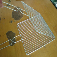 Grill Crimped Wire Mesh Panel