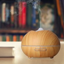 400ml Ultrasonic Humidifier Usb Aroma Diffuser Air Purifier