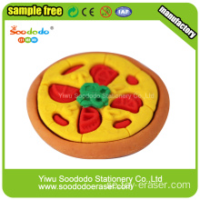 3d Pizza (Full) Mat Form Promotion Stationery Eraser