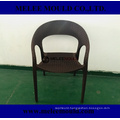 Plastic Outdoor Patio Woven Chair Mould