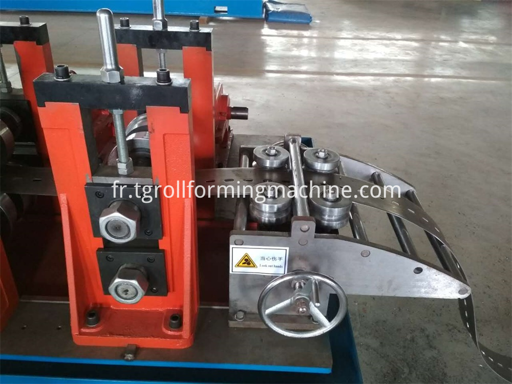 Solar PV Mounting Frame Roll Forming Machine