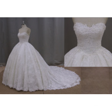 Sweetheart Ball Gown Wedding Dress 2016 New Arrival