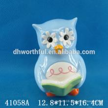 Lovely ceramic owl figurine