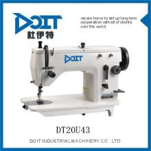 Máquina de coser zigzag industrial automática DT20U43