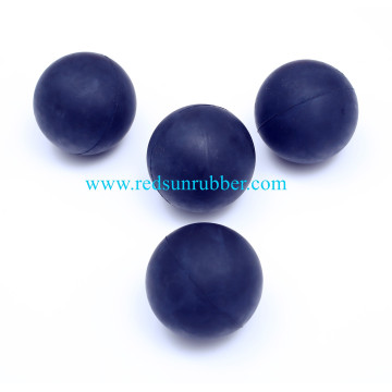 Custom 63mm Rubber Lacrosse Ball