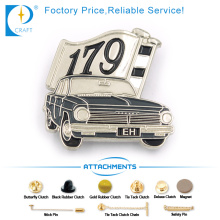Eh 179 Car Pin Badge in Black with Ancient Style for Souvenir