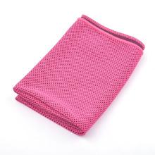 custom logo microfiber cooling  quick dry gym sport sports towel towels