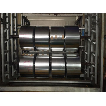 0.18mm Espesor Hoja de aluminio 8011 para PP Cap