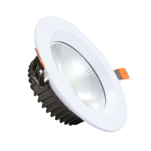 Downlight LED COB empotrable ajustable para hotel