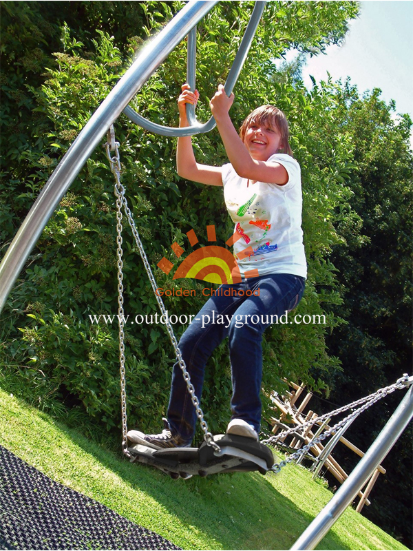 Outdoor Dynamic Playground Equipment