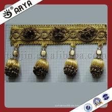 Elegante Perlenfransen mit hochwertigen niedrigen Preisen