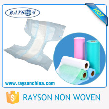 premium baby pants diaper raw materials